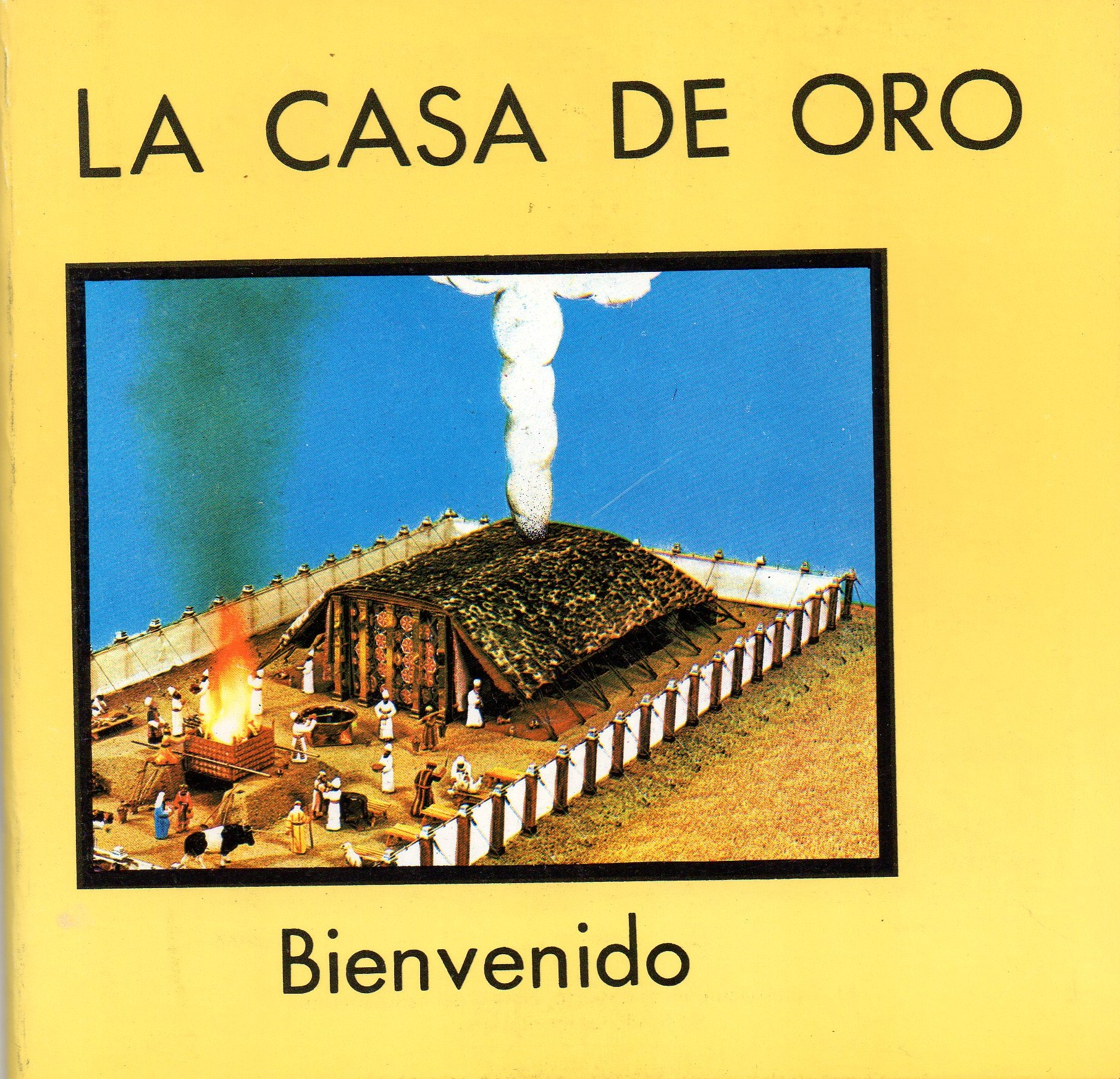 Cover of La casa de oro