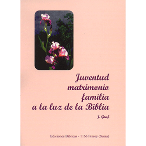 Cover of Juventud, matrimonio, familia