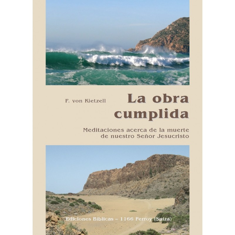 Cover of La obra cumplida